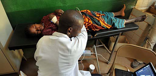 Telemedicine-Mali